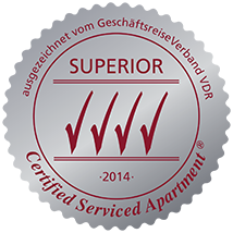 VDR - superior hotel - Certified Service Apartment